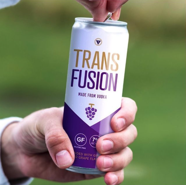 Canned Transfusion Drink