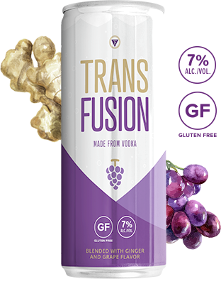 transfusion canned cocktail