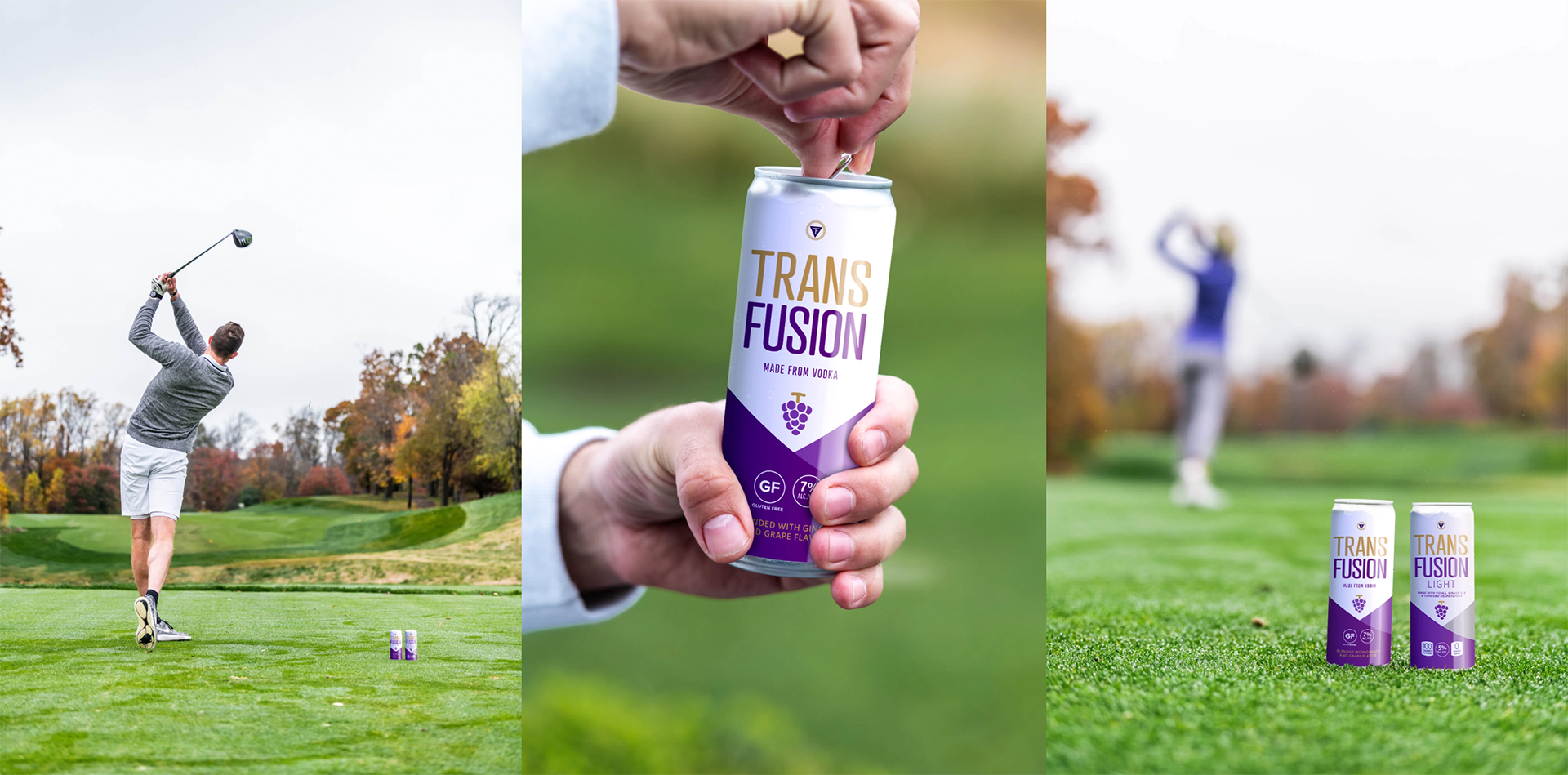 cocktails for golfers